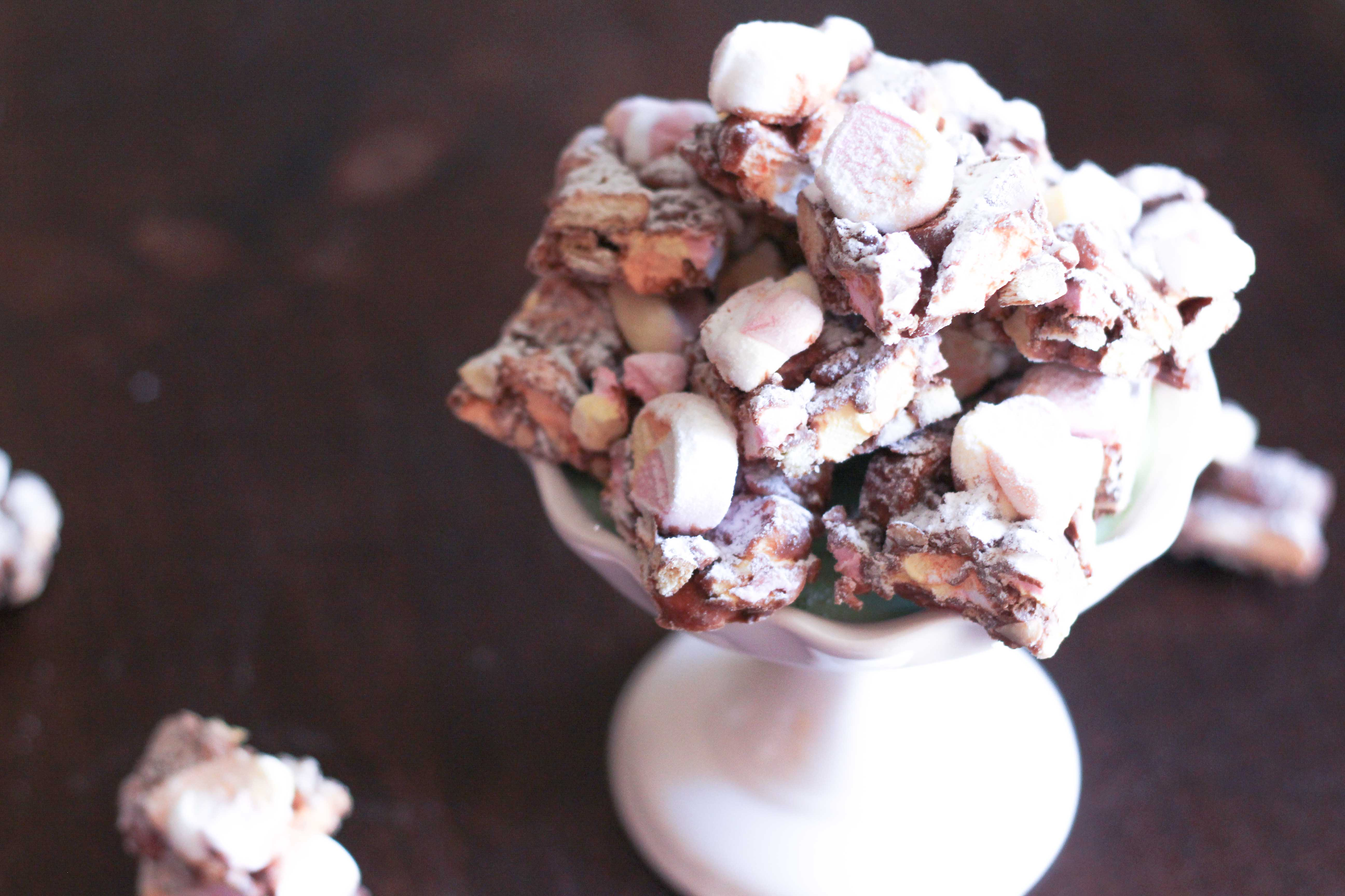 candy rocky road