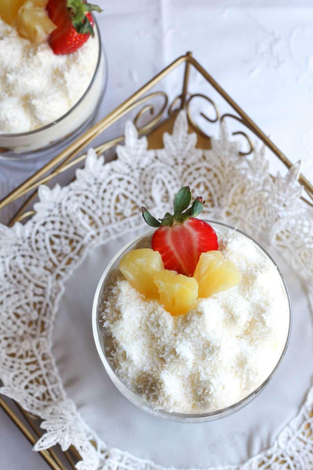 lemon cheesecake trifle