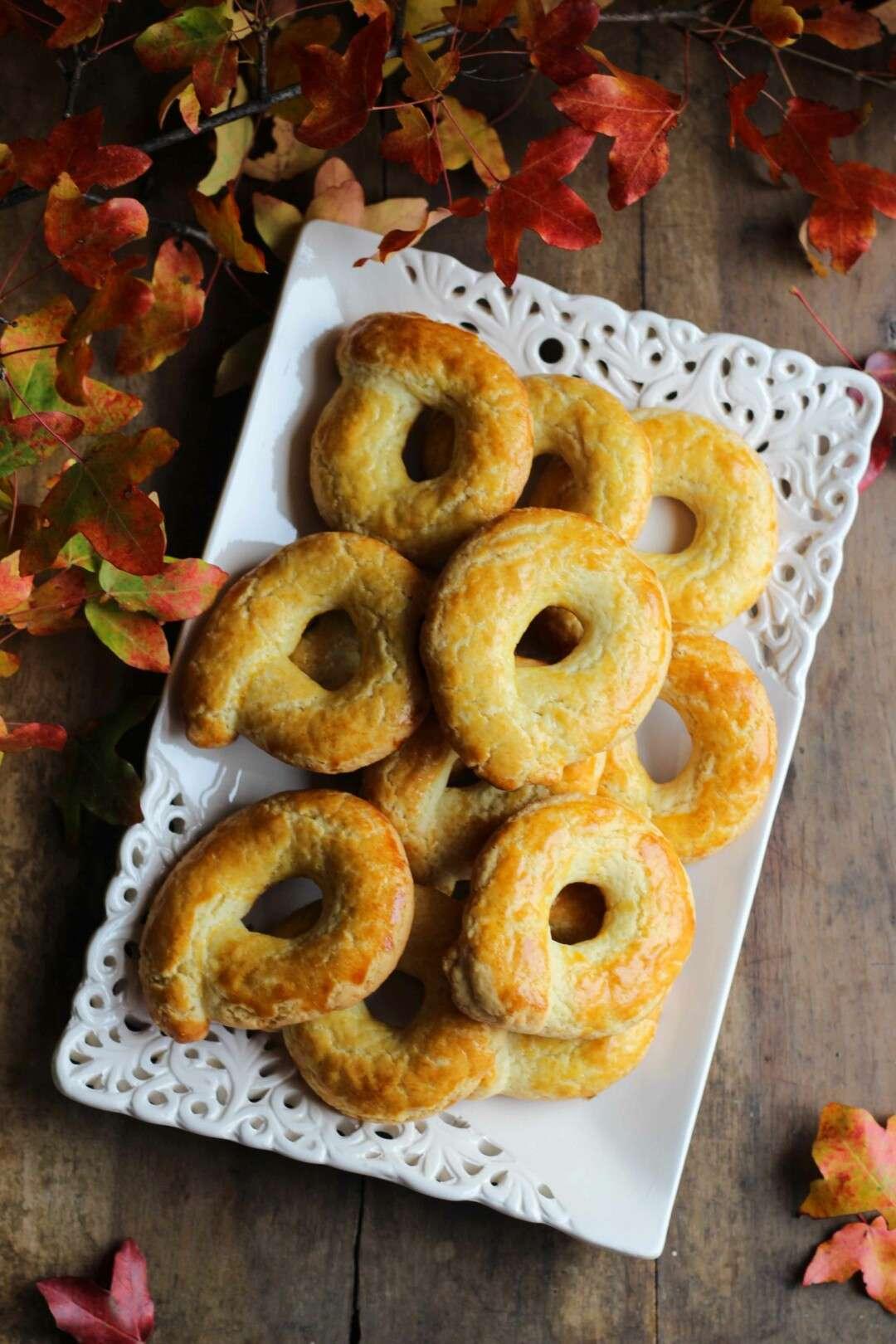 ricetta per le ciambelline biscotto