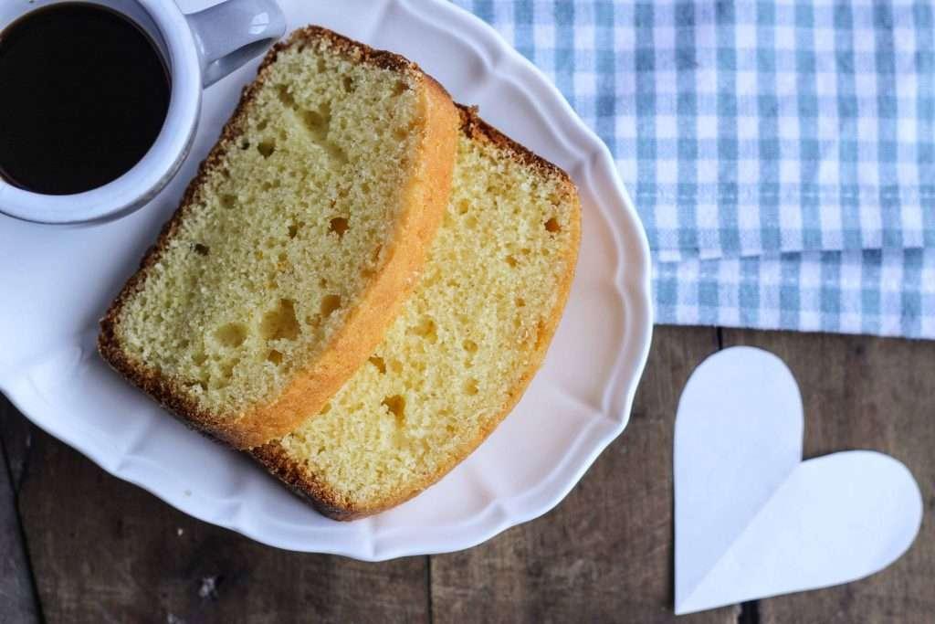 ricetta del plumcake agli agrumi e zenzero