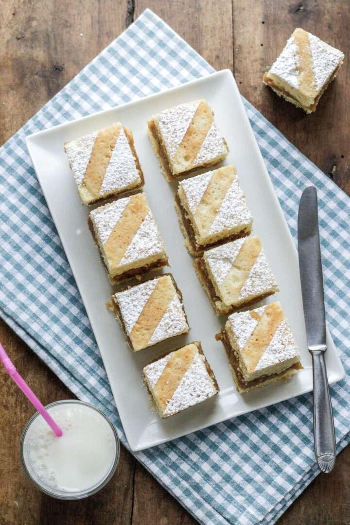 la ricetta della torta di mele rumena