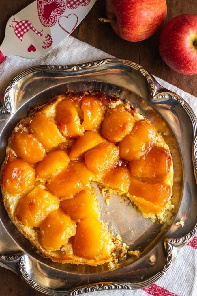 la ricetta della tarte tatin